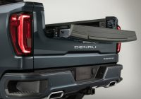 2021 gmc sierra multipro tailgate info availability price Gmc Multipro Tailgate Cost