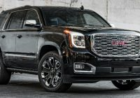 2021 gmc yukon denali how powerful is it Gmc Yukon Xl Denali Towing Capacity