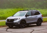 2021 honda passport review go almost anywhere the Honda Passport Reviews
