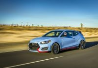 2021 hyundai veloster n top speed Hyundai Veloster Quarter Mile Time