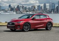 2021 infiniti qx30 review trims specs and price carbuzz Infiniti Qx30 Dimensions