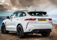 2021 jaguar f pace svr first drive review a magnificent Jaguar F Pace Svr Release Date