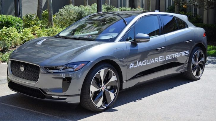Permalink to Jaguar I-Pace First Edition
