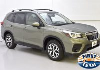 2021 jasper green metallic subaru forester suvs roanoke Subaru Forester Jasper Green Metallic