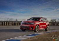 2021 jeep grand cherokee gets tech safety updates car Jeep Grand Cherokee Update