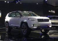 2021 jeep grand cherokee redesign car reviews rumors Jeep Grand Cherokee Redesign