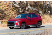 2020 mitsubishi eclipse cross prices reviews and pictures Mitsubishi Eclipse Cross Hybrid