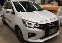 2021 mitsubishi mirage vi hatchback facelift 2021 12 Mitsubishi Mirage Facelift