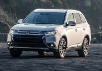 2020 mitsubishi outlander review autotrader Mitsubishi Outlander Review