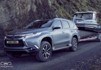 2021 mitsubishi pajero sport facelift spied for the first Mitsubishi Pajero Sport Facelift