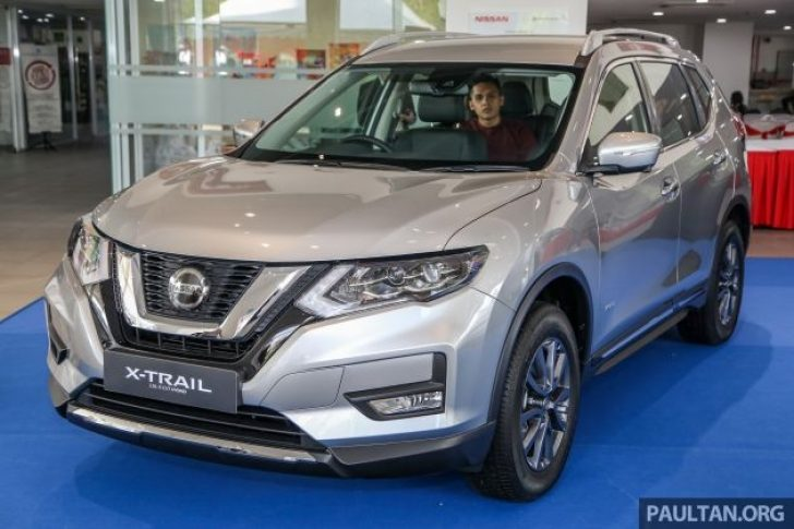 Permalink to Nissan X Trail Facelift