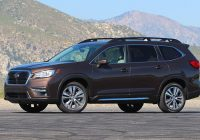 2021 subaru ascent review an in depth look at the three row Subaru Starlink Review