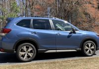 2021 subaru forester carplay review macrumors Subaru Starlink Review