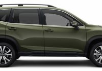 2021 subaru forester in jasper green metallicedito go hansel Subaru Forester Jasper Green Metallic