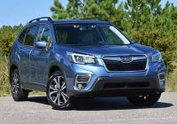 2020 subaru forester limited review test drive Subaru Forester Zero To 60