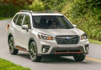 2021 subaru forester new car review autotrader Subaru Forester All New