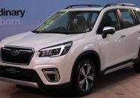 2021 subaru forester price photos features specs Subaru Forester All New