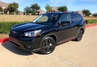 2020 subaru forester takes what was already good and makes Subaru Forester Sport Review