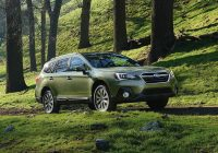 2020 subaru outback new car review autotrader Subaru Outback Ground Clearance
