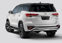 2021 toyota fortuner trd celebratory edition launched in Upcoming Toyota Fortuner