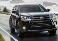 2021 toyota highlander configurations highlander trim levels Toyota Highlander Configurations