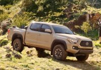 2021 toyota tacoma engine options and towing capacity Toyota Tacoma Towing Capacity