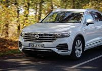 2019 volkswagen touareg first drive review car india Volkswagen Touareg Price In India 2020 Price and Review