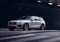 2021 volvo v60 cross country takes rugged wagon off road Volvo V60 Ground Clearance