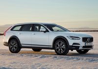 2021 volvo v90 cross country new car review autotrader Volvo V90 Cross Country