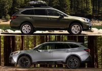 2020 vs 2020 subaru outback whats the difference Subaru Outback 2020 Vs