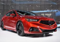 2021 acura tlx pmc edition debuts ahead of 2021 new york Acura Tlx Special Edition