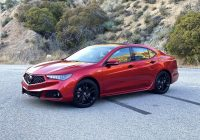 2021 acura tlx pmc edition review more than meets the eye Acura Tlx Special Edition