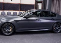 2021 bmw m5 edition 35 years jahre in the flesh carscoops Bmw M5 Edition 35 Years
