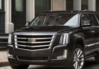 2021 cadillac escalade heres whats new and different gm Cadillac Escalade New Body Style