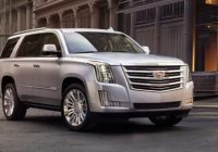 2021 cadillac escalade reportedly 10000 more than the Cadillac Escalade New Body Style