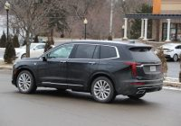 2021 cadillac xt6 fuel economy estimates surface gm authority Cadillac Xt6 Gas Mileage