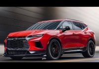 2021 chevrolet blazer its back better than ever Chevrolet Blazer Ss With 500hp