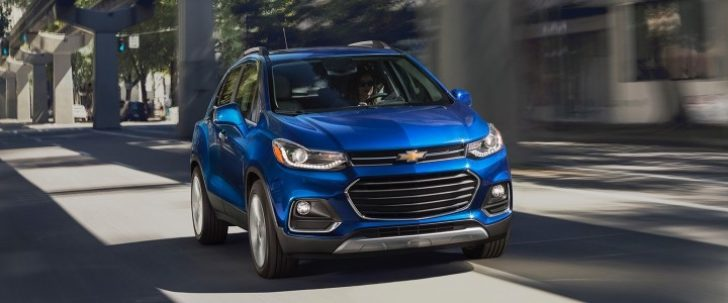 Permalink to All New Chevrolet Trax