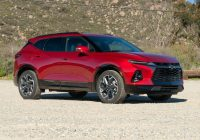 2020 chevy blazer gets 20 liter turbo engine option roadshow Chevrolet Blazer Gas Mileage