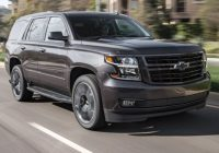 2021 chevy tahoe redesign 2021 2021 new suv Chevrolet Tahoe Release Date