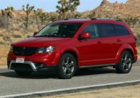 2021 dodge journey price review specs release date 2021 Dodge Journey Release Date