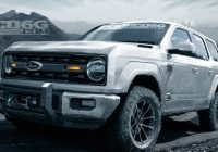 2021 ford bronco info specs release date wiki Ford Bronco Latest News