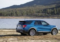 2020 ford explorer rated as high as 24 mpg combined Ford Explorer Hybrid Mpg