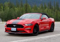 2020 ford mustang gt convertible review trims specs 2020 Ford Mustang Convertible Research New