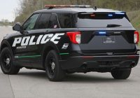 2021 ford police interceptor utility quick drive the long Ford Utility Police Interceptor