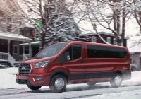2021 ford transit preview release date features specs Ford Transit Release Date