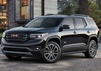 2021 gmc acadia redesign interior changes release date Gmc Acadia Release Date
