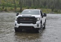 2021 gmc sierra heavy duty first drive tow happy the New Gmc Heavy Duty Trucks