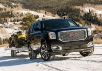 2021 gmc yukon denali towing capacity 2021 auto suv Gmc Yukon Xl Denali Towing Capacity