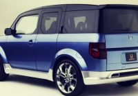 2021 honda element redesign colors usa release date Honda Element Release Date
